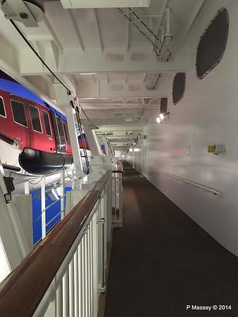 NORWEGIAN GETAWAY Starboard Promenade PDM 15-01-2014 07-48-43