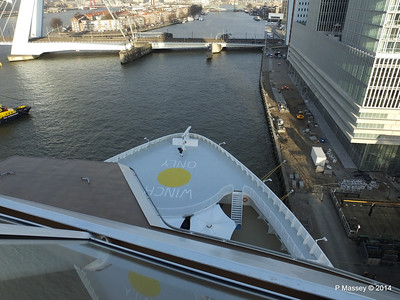 Bow from Haven Sun Deck NORWEGIAN GETAWAY PDM 13-01-2014 14-33-08