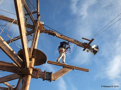 Walk the Plank NORWEGIAN GETAWAY PDM 14-01-2014 15-10-25