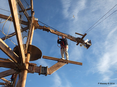 Walk the Plank NORWEGIAN GETAWAY PDM 14-01-2014 15-10-39