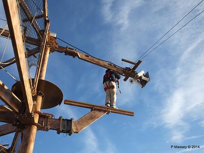 Walk the Plank NORWEGIAN GETAWAY PDM 14-01-2014 15-10-28