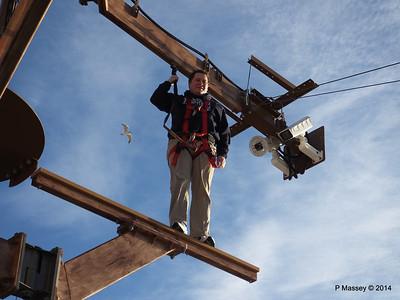 Walk the Plank NORWEGIAN GETAWAY PDM 14-01-2014 15-10-59