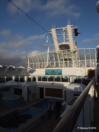 The Haven Courtyard & Mast NORWEGIAN GETAWAY PDM 13-01-2014 14-37-12