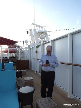 Dave Haven Sun Deck NORWEGIAN GETAWAY PDM 13-01-2014 14-33-32