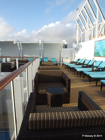 The Haven Sun Deck surrounding Courtyard NORWEGIAN GETAWAY PDM 13-01-2014 14-36-00