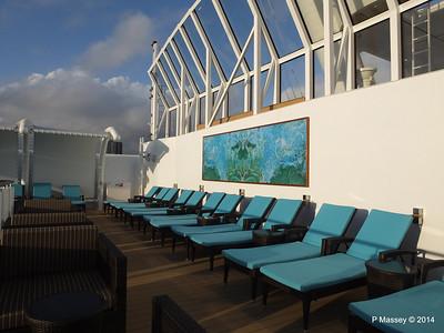 The Haven Sun Deck surrounding Courtyard NORWEGIAN GETAWAY PDM 13-01-2014 14-35-44