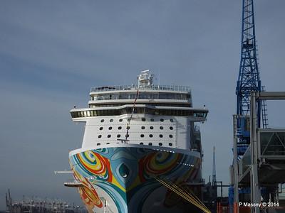 NORWEGIAN GETAWAY Southampton PDM 14-01-2014 11-58-01
