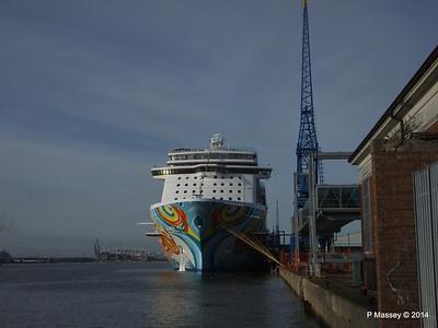 NORWEGIAN GETAWAY Southampton PDM 14-01-2014 11-58-03