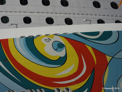 NORWEGIAN GETAWAY Southampton PDM 14-01-2014 12-02-10