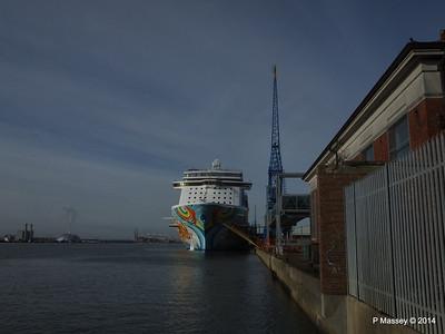 NORWEGIAN GETAWAY Southampton PDM 14-01-2014 11-58-34