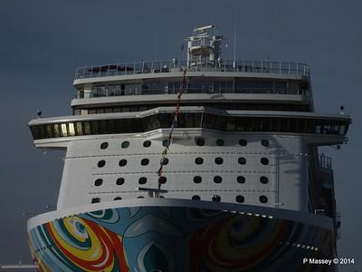 NORWEGIAN GETAWAY Southampton PDM 14-01-2014 11-58-41