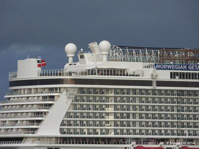 NORWEGIAN GETAWAY Southampton PDM 16-01-2014 15-32-33