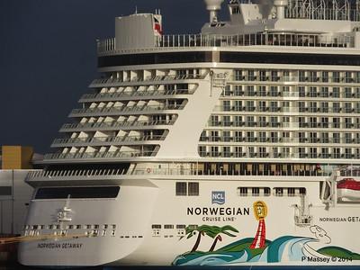 NORWEGIAN GETAWAY Southampton PDM 16-01-2014 15-30-05
