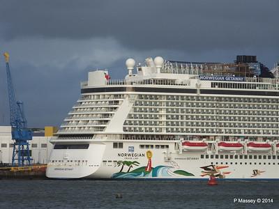 NORWEGIAN GETAWAY Southampton PDM 16-01-2014 15-31-15
