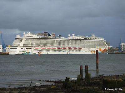 NORWEGIAN GETAWAY Southampton PDM 16-01-2014 15-31-22