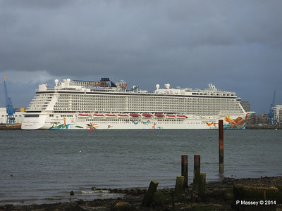NORWEGIAN GETAWAY Southampton PDM 16-01-2014 15-31-18