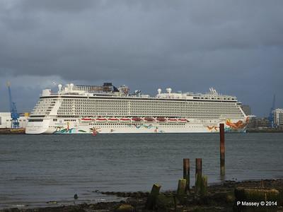 NORWEGIAN GETAWAY Southampton PDM 16-01-2014 15-31-10