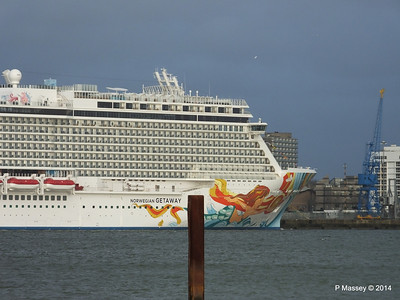 NORWEGIAN GETAWAY Southampton PDM 16-01-2014 15-31-26
