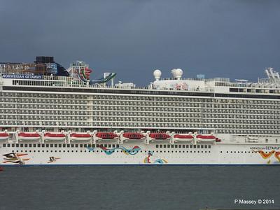NORWEGIAN GETAWAY Southampton PDM 16-01-2014 15-32-07