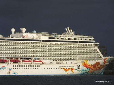 NORWEGIAN GETAWAY Southampton PDM 16-01-2014 15-30-29