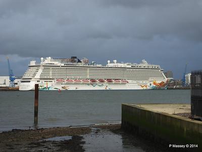 NORWEGIAN GETAWAY Southampton PDM 16-01-2014 15-32-02