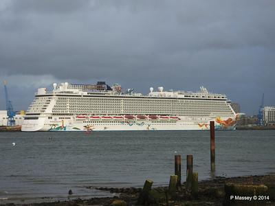 NORWEGIAN GETAWAY Southampton PDM 16-01-2014 15-31-12