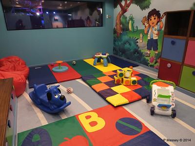 Guppies Playroom Deck 16 NORWEGIAN GETAWAY PDM 13-01-2014 18-35-44