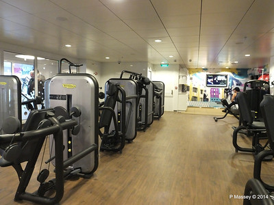 Mandara Spa Fitness Centre NORWEGIAN GETAWAY PDM 13-01-2014 14-03-04