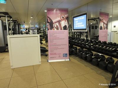 Mandara Spa Fitness Centre NORWEGIAN GETAWAY PDM 13-01-2014 14-03-12