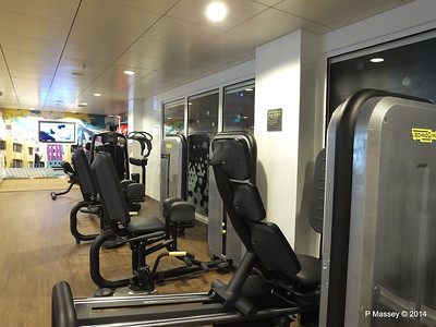 Mandara Spa Fitness Centre NORWEGIAN GETAWAY PDM 13-01-2014 14-03-00
