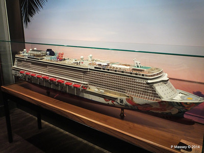 Model NORWEGIAN GETAWAY Jan 2014