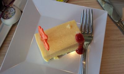 Tasteless Gelatine Cheescake Garden Cafe NORWEGIAN GETAWAY 13-01-2014 13-16-44 44