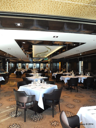 The Haven Restaurant NORWEGIAN GETAWAY PDM 14-01-2014 10-51-27