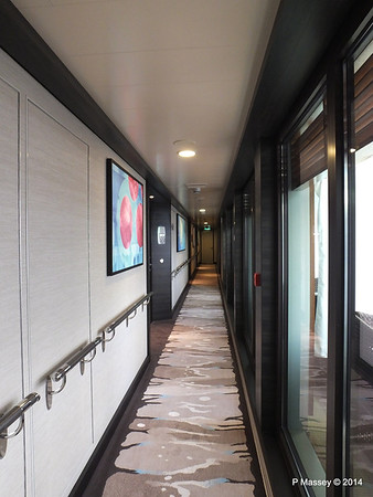 The Haven Hallway Deck 16 stb NORWEGIAN GETAWAY PDM 13-01-2014 14-28-20