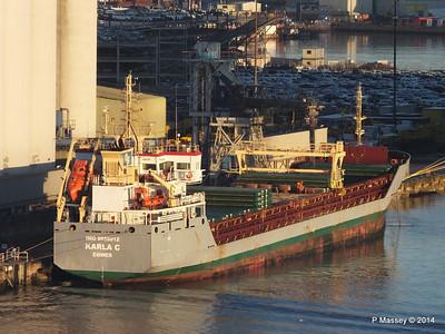 KARLA C Southampton PDM 14-01-2014 08-37-08