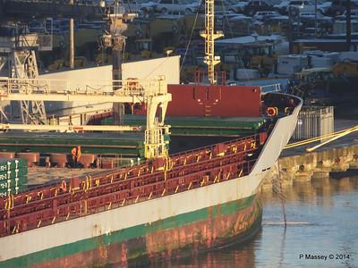 KARLA C Southampton PDM 14-01-2014 08-36-53