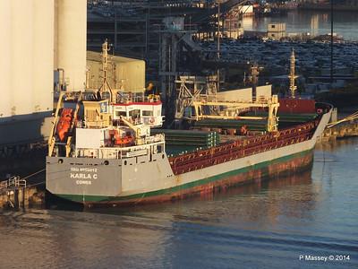 KARLA C Southampton PDM 14-01-2014 08-37-03