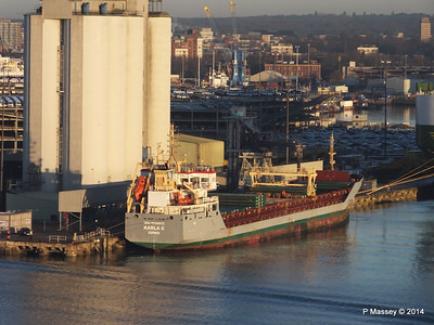 KARLA C Southampton PDM 14-01-2014 08-36-49