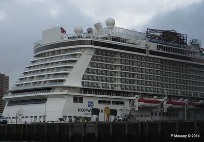NORWEGIAN GETAWAY Rotterdam PDM 13-01-2014 11-09-08