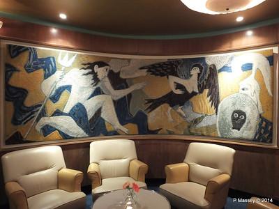 ss ROTTERDAM Club Room & Lido Jan 2014