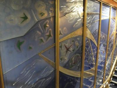 ss ROTTERDAM Hallways & Stairwells Jan 2014