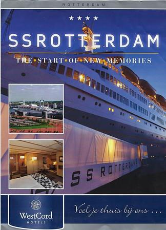 ss ROTTERDAM Leaflet Rotterdam