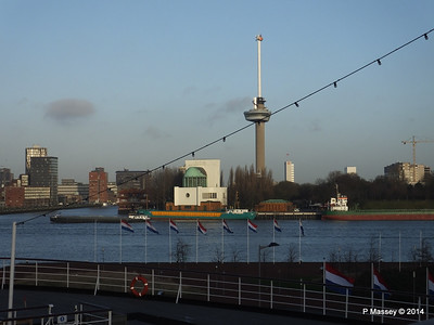 Euromast from ss ROTTERDAM PDM 13-01-2014 08-43-44