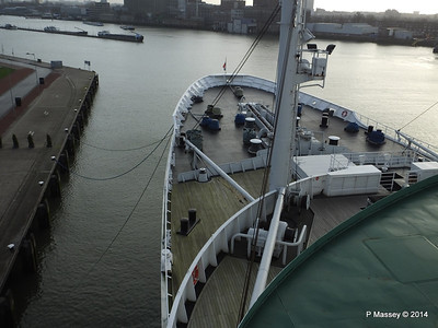 ss ROTTERDAM View from Bridge Wing PDM 13-01-2014 09-52-57