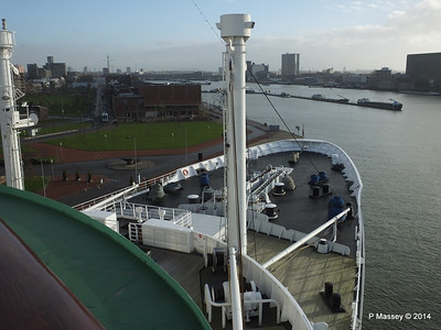 ss ROTTERDAM View from Bridge Wing PDM 13-01-2014 09-57-35