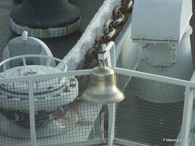 ss ROTTERDAM Bell from Bridge PDM 13-01-2014 09-56-11