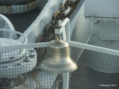 ss ROTTERDAM Bell from Bridge PDM 13-01-2014 09-56-18