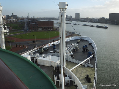 ss ROTTERDAM View from Bridge Wing PDM 13-01-2014 09-57-31