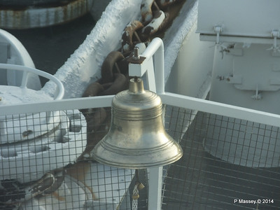 ss ROTTERDAM Bell from Bridge PDM 13-01-2014 09-56-21