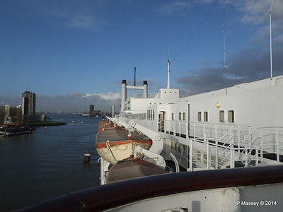 ss ROTTERDAM View from Bridge Wing PDM 13-01-2014 09-57-54
